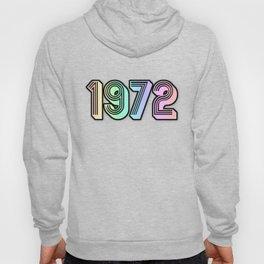 Vintage 1972 Hoody