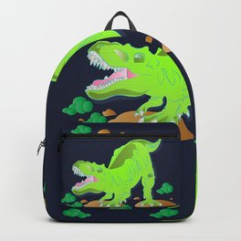 Dino - Bright Backpack