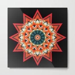 Southwest Kaleidoscope  Metal Print