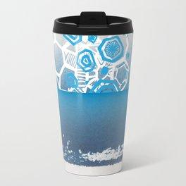 water crystals Travel Mug