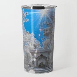 Indian Temple Travel Mug