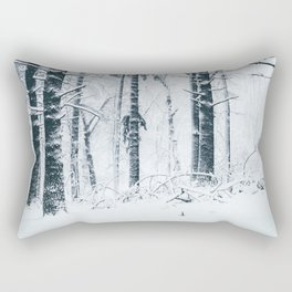 forever winter Rectangular Pillow
