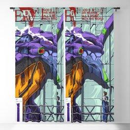 Neon Genesis Evangelion Unit-01 Blackout Curtain