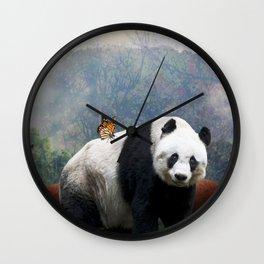Aegis Panda Wall Clock