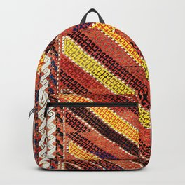 Baluch Northwest Afghanistan Rug Print Backpack