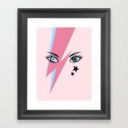 Rebel Mood Framed Art Print