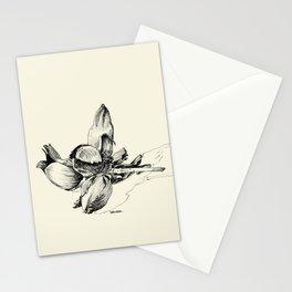 Hazelnuts Stationery Cards