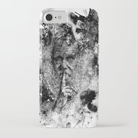 darwin iPhone & iPod Cases featuring Darwin by Psyca