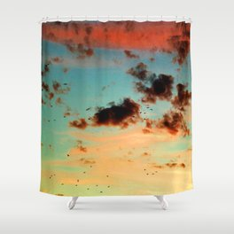 It was a beautiful day - photography  Shower Curtain