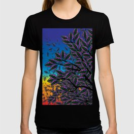Dusk in The Forest of Glass T-shirt