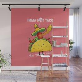 HOT TACO Wall Mural