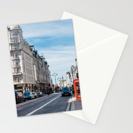 The Strand in London Stationery Cards