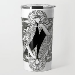 Half-Elven twins Travel Mug