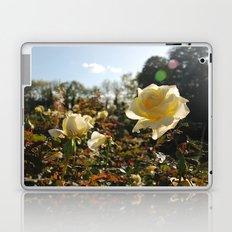Rose Garden Sunshine Laptop & iPad Skin