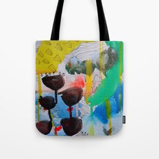 There is nothing better than bad weather Tote Bag