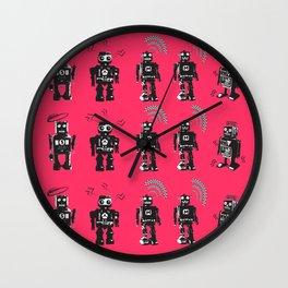 Old_school Wall Clock