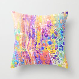 Artwork_078 - jessie.does.art Throw Pillow