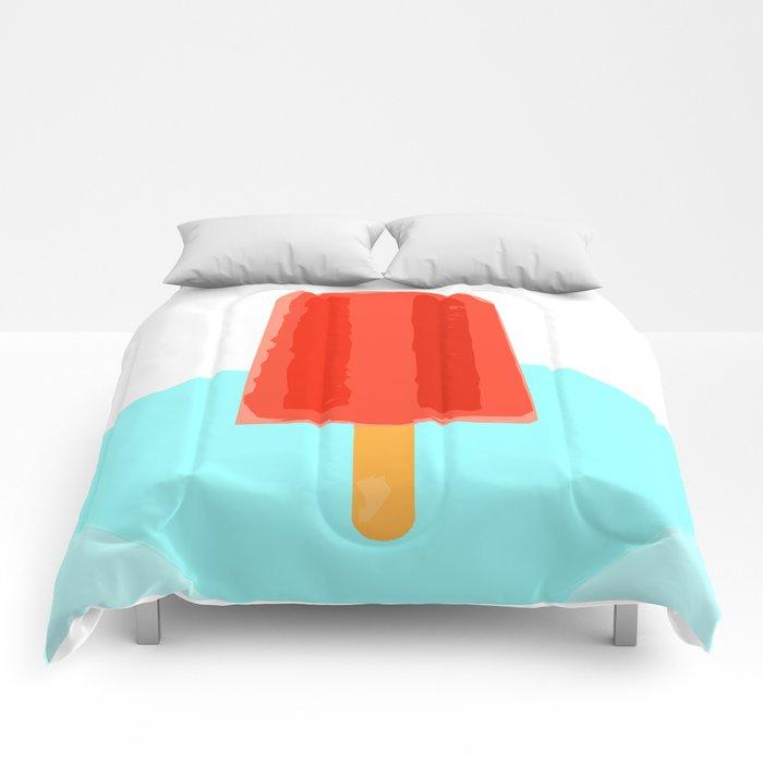 Beach Ice Lolly Comforters