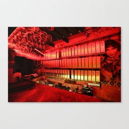 RED.2 Canvas Print