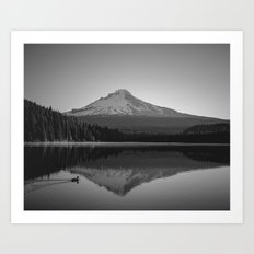 Mountain Moments Art Print