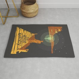 BOOKS Collection: The Great Gatsby Rug