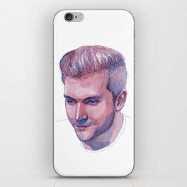"Denis ""denis"" Howell iPhone Skin"