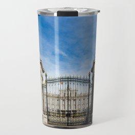 Royal Palace in Madrid Travel Mug