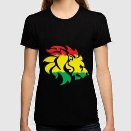 Rastafari Lion T-shirt