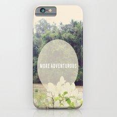More Adventurous Slim Case iPhone 6s
