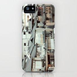 Kamogawa iPhone Case
