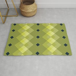 The Goldfinch - Pattern 5 Rug