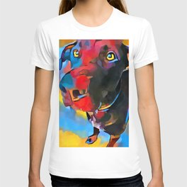 Labrador Retriever 3 T-shirt