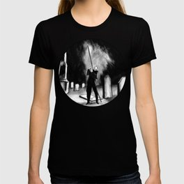 Lightning Rod Impales The Soul  T-shirt