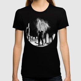 Lightning Rod Impales The Soul  T-shirt