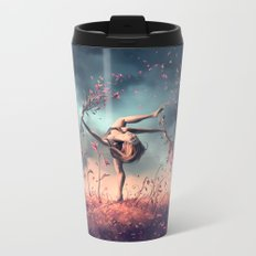 VIRGO from the Dancing Zodiac Metal Travel Mug