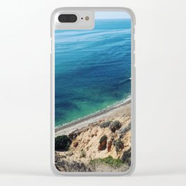 Rancho Palos Verdes hiking Clear iPhone Case