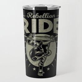Rebellion ride Travel Mug