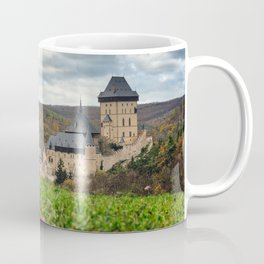 Castle Karlstejn Coffee Mug