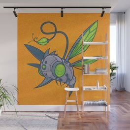 HUMM-BUZZ Wall Mural