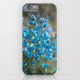 Resurrection Blue iPhone Case