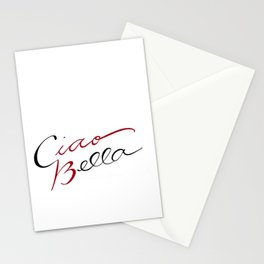 Ciao, Bella Stationery Cards