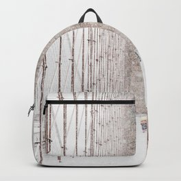 Brooklyn Bridge Snow Backpack