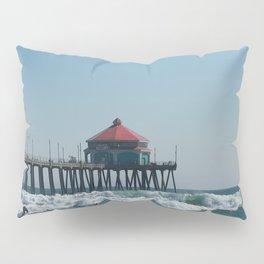 Huntington Beach Life Pillow Sham