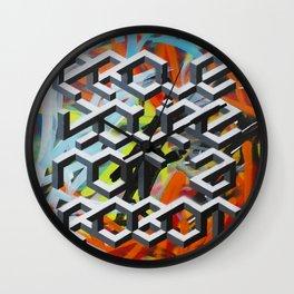 PROVE YOU'RE NOT A ROBOT 1 Wall Clock