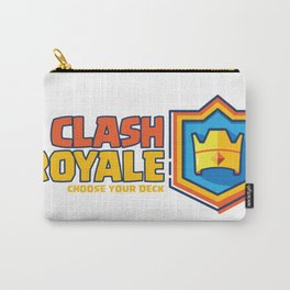 Clash Royale Carry-All Pouch