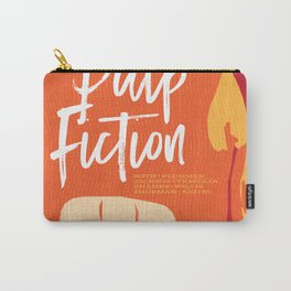 Quentin Tarantino's Plot Movers :: Pulp Fiction Carry-All Pouch