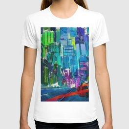 Kaneda Neo-Tokyo T-shirt
