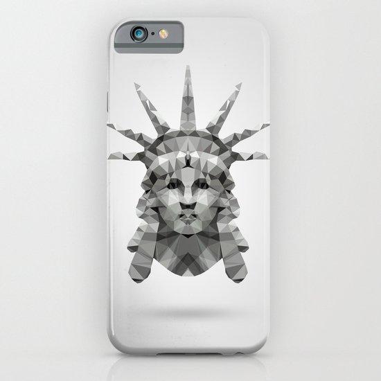 Polygon Heroes - Liberty iPhone & iPod Case