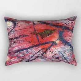 Number Nineteen Rectangular Pillow