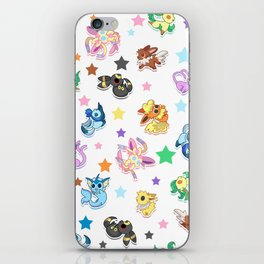 Cuties In The Stars iPhone Skin